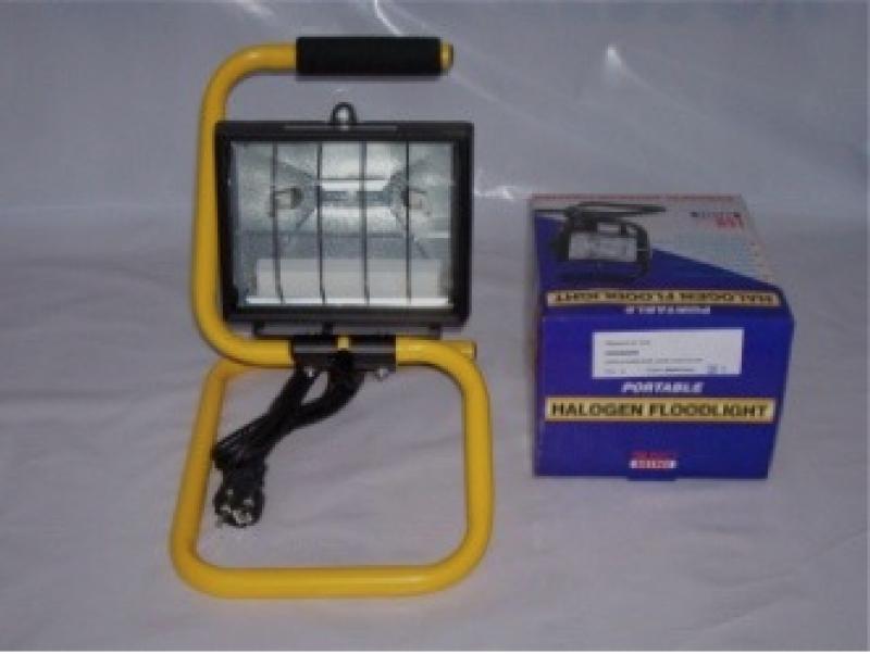 LAMP/ALOG PORT.500WXESTER